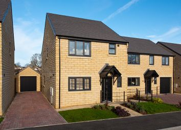 Thumbnail 3 bedroom detached house for sale in Ash Grove, Ripon