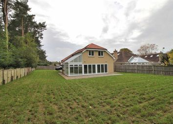Thumbnail 4 bed property for sale in Peveril Close, Ashley Heath, Ringwood