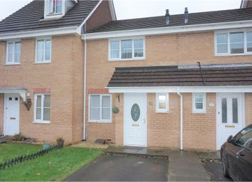 Thumbnail 2 bed terraced house for sale in Sycamore Avenue, Tregof Village