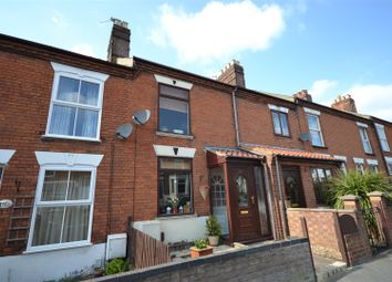 Thumbnail 2 bedroom terraced house for sale in Spencer Street, Norwich