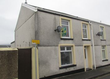 Thumbnail 3 bed end terrace house for sale in Rachel Street, Aberdare