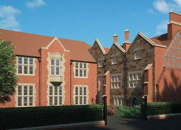 Thumbnail 2 bed flat for sale in The Friary, Lichfield