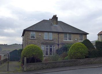 Thumbnail 3 bed semi-detached house for sale in Scar Lane, Huddersfield, West Yorkshire