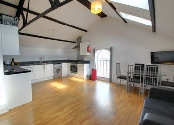 Thumbnail 2 bed flat to rent in Nugent Street, Leicester