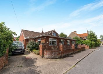 Thumbnail 5 bed detached bungalow for sale in St. Johns Road, Saxmundham