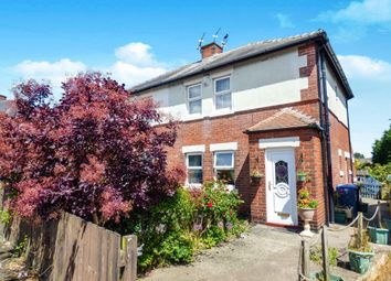 Thumbnail 3 bed semi-detached house for sale in Fourth Avenue, Morpeth