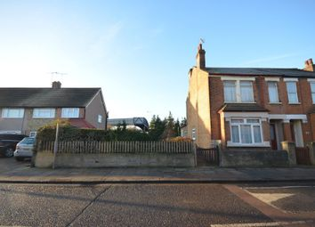 Thumbnail 3 bed semi-detached house for sale in Dock Road, Tilbury