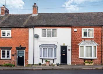 Thumbnail 2 bed terraced house for sale in The Green, Brocton, Stafford, Staffordshire
