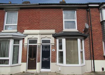 Thumbnail 3 bed terraced house to rent in Lower Derby Road, Portsmouth, Hampshire