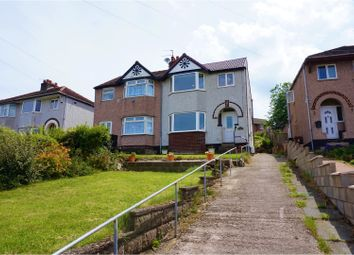 Thumbnail 3 bed semi-detached house for sale in Sunnyside Estate, Bagillt