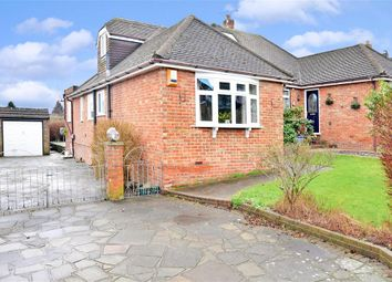 Thumbnail 5 bed bungalow for sale in Sharfleet Drive, Strood, Rochester, Kent