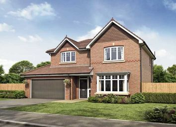 Thumbnail 4 bed detached house for sale in The Lindow II, Kings Meadow, Staining, Lancashire