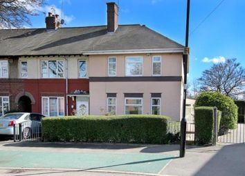 Thumbnail 3 bed end terrace house for sale in Sycamore House Road, Shiregreen, Sheffield