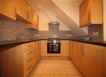 Thumbnail 2 bed flat to rent in Tolworth Park Road, Surbiton