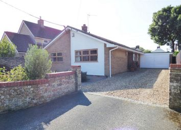Thumbnail 3 bed detached bungalow for sale in Chapel Road, Earith, Huntingdon