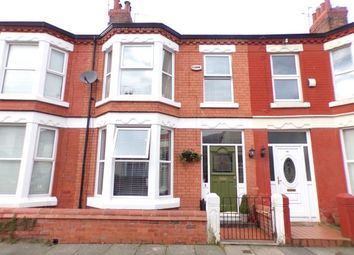 Thumbnail 3 bed terraced house for sale in Herondale Road, Mossley Hill, Liverpool, Merseyside