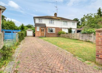 Thumbnail 3 bed semi-detached house for sale in Waybrook Crescent, Reading, Berkshire