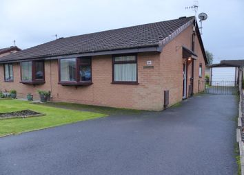 Thumbnail 2 bed semi-detached bungalow for sale in Chelsea Close, Shaw, Oldham