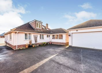 Thumbnail 5 bedroom bungalow for sale in Tidworth Road, Allington, Salisbury