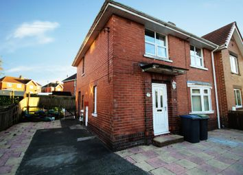 Thumbnail 4 bed semi-detached house for sale in Derwent Crescent, Consett, Durham
