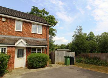 Thumbnail 2 bed semi-detached house to rent in Apple Dene, Bramley, Tadley