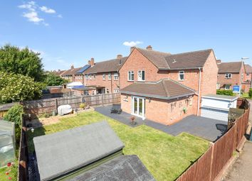 Thumbnail 4 bed end terrace house for sale in Leys Road, St. Neots, Cambridgeshire