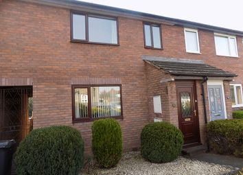Thumbnail 3 bed terraced house to rent in High Bank Close, Carlisle