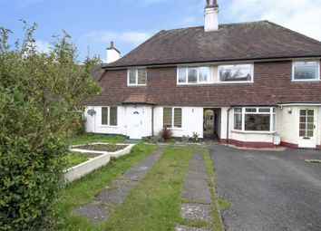 Thumbnail 3 bed terraced house for sale in Sutton Passeys Crescent, Wollaton, Nottingham