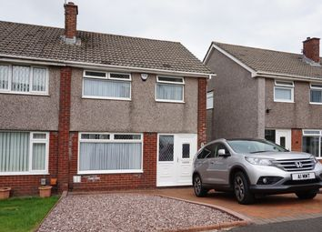 Thumbnail 3 bed semi-detached house for sale in Penallt, Dunvant