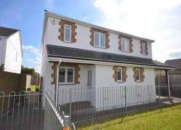 Thumbnail 2 bedroom semi-detached house to rent in Trewin Place, Threemilestone, Truro
