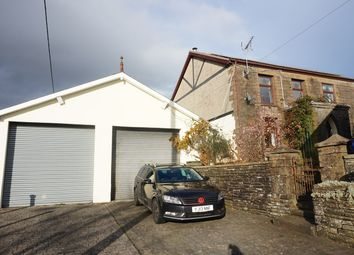 Thumbnail 3 bed detached house for sale in Efail Shingrig, Trelewis, Treharris