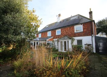 Thumbnail 6 bed detached house for sale in Rye Harbour, Rye, East Sussex