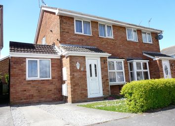 Thumbnail 3 bed semi-detached house for sale in Christian Close, Worle, Weston-Super-Mare