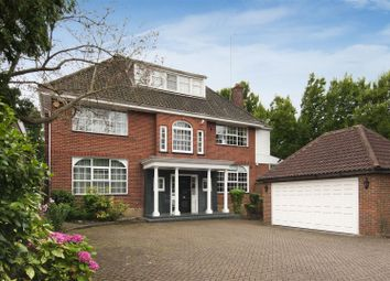 Thumbnail 7 bed detached house to rent in Byron Drive, Hampstead