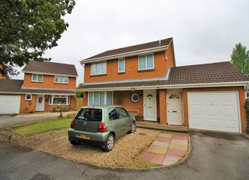 Thumbnail 4 bed detached house for sale in Becket Road, Weston-Super-Mare