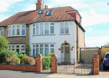 Thumbnail 5 bed semi-detached house for sale in Ardington Road, Abington, Northampton