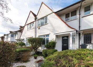 Thumbnail 4 bed terraced house for sale in The Ridgeway, London