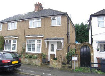 Thumbnail Semi-detached house for sale in Walton Road, Bushey
