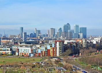 Thumbnail 2 bed flat for sale in Becquerel Court, West Parkside, Greenwich, London