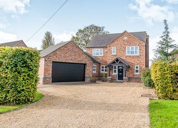 Thumbnail 4 bed detached house for sale in High Broadgate, Tydd St. Giles, Wisbech