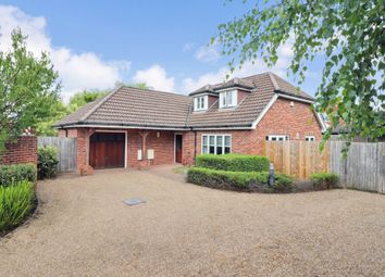 Thumbnail 3 bed detached house for sale in Winchester Road, Bishops Waltham, Southampton
