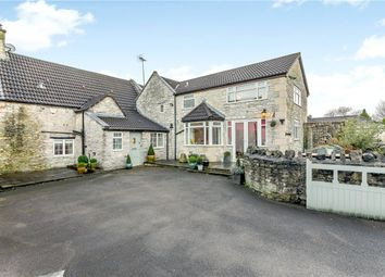 Thumbnail 4 bedroom detached house for sale in The Green, Farmborough, Bath, Somerset