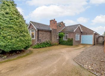 Thumbnail 3 bed detached bungalow for sale in West Moor Lane, Raskelf, York