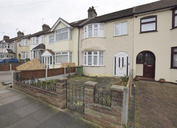 Thumbnail 3 bedroom terraced house for sale in Marshalls Drive, Romford