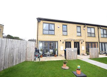 Thumbnail 3 bed end terrace house for sale in Red Holt Avenue, Keighley, West Yorkshire