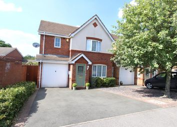 Thumbnail 3 bed detached house for sale in Cedar Avenue, Ryton On Dunsmore, Coventry