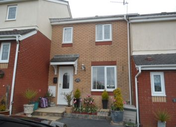 Thumbnail 2 bed terraced house for sale in Heol Bryncelyn, Dafen, Llanelli