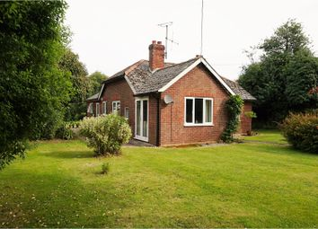 Thumbnail 4 bedroom detached bungalow for sale in Anvil Green, Canterbury