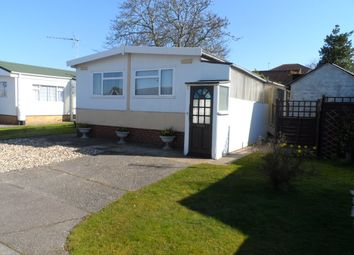 Thumbnail 2 bed mobile/park home for sale in Greenlawns, Little Clacton