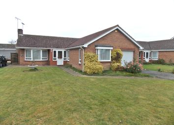 3 bed bungalow for sale in Estuary Drive, Felixstowe IP11